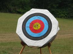 target archery photo