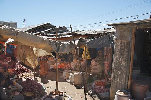 africa market photo