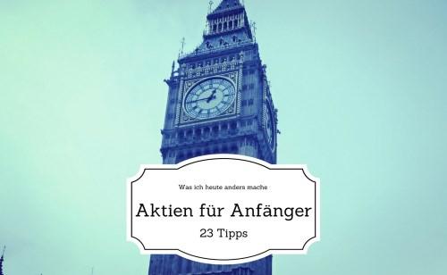 aktien-fuer-anfaenger